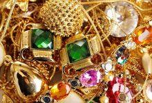 تاریخچه طلا و جواهر در ایران